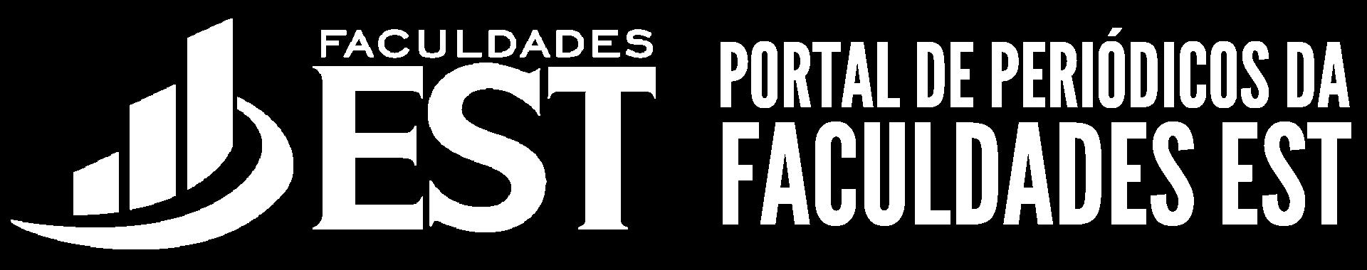 Logo periódicos da Faculdades EST